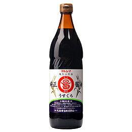 マルシマ 純正醤油 淡口 900ml【自然食品 美容 ヘルシー食材】