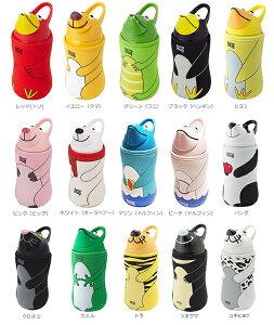 【ポイント10倍】サーモマグ thermo mug アニマルボトル Animal Bottle 380ml  (アニマルボトル サーモマグ 水筒 子供 お弁当 おしゃれ)