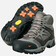 MIZUNO ミズノ ウエーブ ナビゲーション(メンズ)(MIZUNO WAVE NAVIGATION) [グレー×オレンジ][19KM15005] MIZUNO トレッキングシューズ (山歩き 登山 シューズ 登山靴 アウトドア シューズ 運動靴)