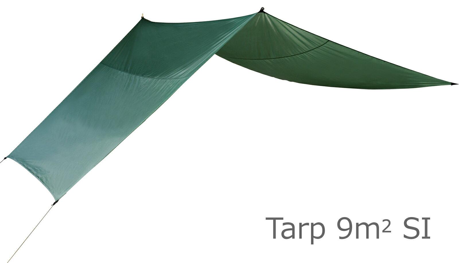 NORDISK タープ Voss 9 SI (ヴォス9 SI )フォレスト・グリーン [117006](AKKA アッカ ボス ノルディスク タープ テント アウトドア用品 キャンプ用品