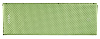 NORDISK墊子Gotland 5.0(gottorando 5.0)Peridot Green/Black[11萬4035](降磁盤睡眠墊子戶外露營露營用品戶外專刊)