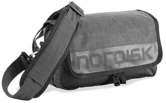諾德實用袋 Klepp 6 l (拍手) 芥末黃色/黑色 [133076] (背袋和諾德盥洗包挎包戶外野營露營設備戶外功能)