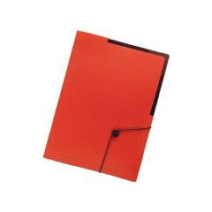 [LIHIT LAB] リヒトラブ SMART FIT キャリングホルダー A4 オレンジ F…