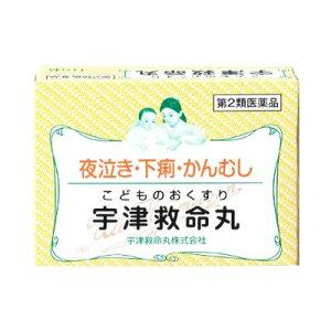 【ゆうメール便!送料80円】【第2類医薬品】宇津救命丸 119粒