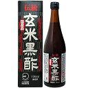 ユウキ製薬 伝統玄米黒酢(新) 720mL