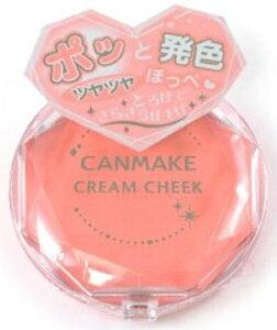 [CANMAKE] キャンメイク クリームチーク13(ラブピーチ)(チーク クリームチーク キ…