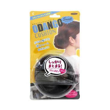 [ラッキーウィンク]おだんごクッションスモール ブラウン BR ODC602 (おだんご ヘアー 簡単)