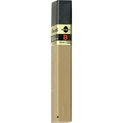 筆記具, シャープペンシル替芯  C100-BD 1 05mm16( )