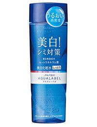 Shiseido aqualabel white up lotion (R) moist type 200 ml fs3gm