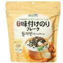 香ばしい風味でパリとした食感。韓国 トルザバン 味付けのりフレーク