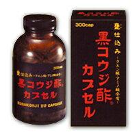 Sun Health black Koji vinegar capsules 300 capsules [vinegar] (containing natural citric acid, amino acids and fiber! ) upup7