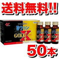 RBR fermentation turmeric link GOLD X ( 50ml×10 2pcs x 5 box )
