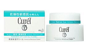 乾燥性敏感肌を考えた花王キュレル 潤浸保湿クリーム 40g キュレル/乾燥肌/敏感肌/保湿/低刺激/...