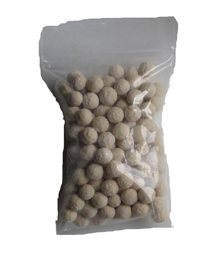 新ライフセラミックス小玉(3〜5mm)100g小分けします (ネコポス便利用) セラミックボール 水素水 アルカリイオン水 セラミック 水 浄化 天然ゼオライト アルカリイオン還元水 ウェッジ製品