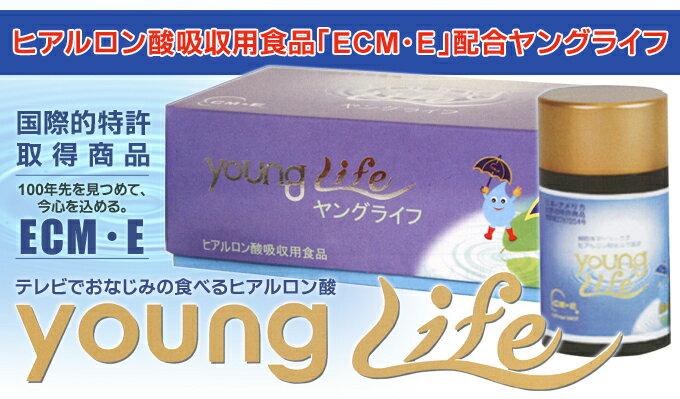 アダプトゲン製薬「ヤングライフ」240粒×3箱セット:みさき健康食品