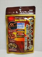 アウトレット  ナットウキナーゼ(納豆キナーゼ)、発酵黒たまねぎ、黄金虚空蔵生姜(おうごんこくぞうしょうが)賞味期限 2019年12月