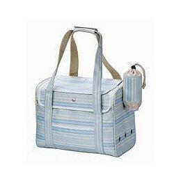 マルカン うさぎのおでかけバッグ Lサイズ ブルー MR-628