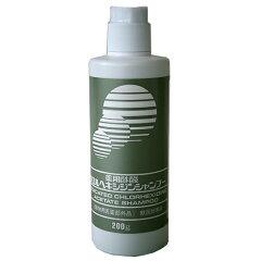フジタ製薬 薬用酢酸 クロルヘキシジンシャンプー [殺菌・消臭] 200ml