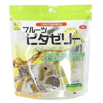 ◇三晃商会 SANKO フルーツ・ビタゼリー 16g×10個