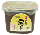 【お買上特典】有機立科豆みそ 750g【オーサワ】