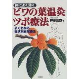【ゆうパケット対応】体によく効く ビワの葉温灸ツボ療法