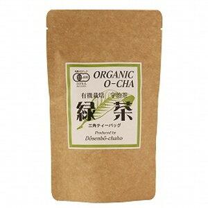 [Sokensha] Органически выращенный чай Uji Tea Green Tea в пакетиках 40 г (4 г х 10)