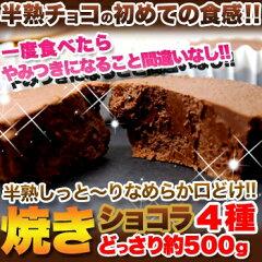 チョコレートでもない、焼き菓子でもないとろける半熟タイプは初めての食感!!セレブ御用達!!...