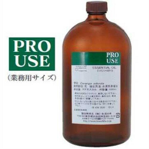 【受注生産】ローズマリー・カンファ 精油 1000ml 生活の木:健康サポート専門店