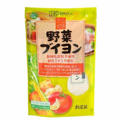 【創健社】創健社 野菜ブイヨン 35g(5g×7袋)