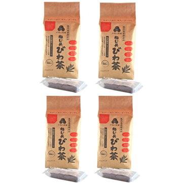 十津川農場 ねじめびわ茶300 (2gティーバック 300包入)×4箱セット