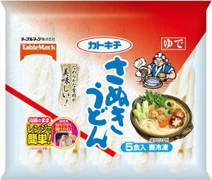 【冷凍食品】テーブルマーク さぬきうどん 5食 1袋