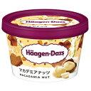 ハーゲンダッツ ミニカップ マカデミアナッツ 6個【送料無料】北海道、沖縄、その他離島は別途送料がかかります。
