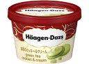 【21%OFF】ハーゲンダッツ ミニカップ 抹茶のクッキー&クリーム 6個入