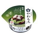 【アイスクリーム】【アイス】井村屋 やわもちアイス 抹茶つぶあんカップ 18個
