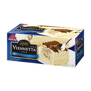 【アイスクリーム】【アイス】森永 ビエネッタ バニラ6箱