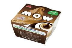 【20%OFF】森永 MOW(モウ) ミルクチョコ 18個