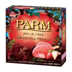 【アイスクリーム】【アイス】【パルム】森永 フルーツPARM ストロベリー6箱