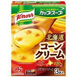 味の素「クノールカップスープ」コーンクリーム(3袋入)