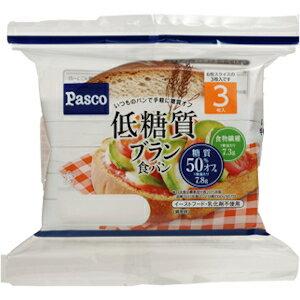 パスコ 低糖質パン 広告画像