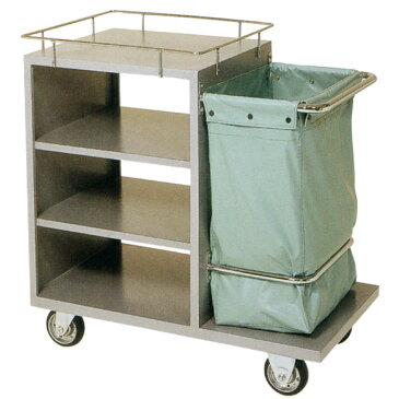 介護雑貨・生活支援用品 アルコー100型 B型 リネンオムツ運搬車 【星光医療器製作所】 【100160】 【送料無料】