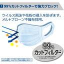 マスク 日本製 エリエール ハイパーブロックマスク ウイルスブロック 30枚入り3箱 ふつうサイズ 介護雑貨・生活支援用品 【大王製紙】 【37005】 【普通 使い捨て】 3