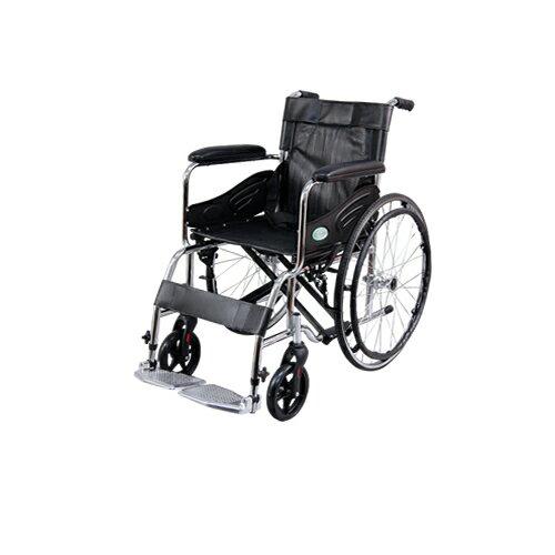 車椅子 車いす スチール製車いす/自走式車椅子 CUYSWC-480