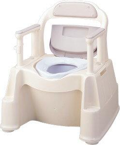 ポータブルトイレ FX-1 アロン化成