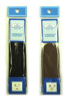 Clove vintage shoelaces 平himo (gas spur) (shoe pimp shoes laces) length 55 cm-75 cm the thickness of about 5 mm standard solid tie hard to unravel * nonstandard-size mail shipping rainy measures 02P03Sep16
