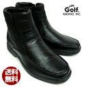送料無料 シティゴルフ GF911 カジュアルブーツ City Golf SPGF911 24.5-26.0cm 4E メンズ ビジネス 軽量 革靴 幅広 フィット感 02P03Sep16