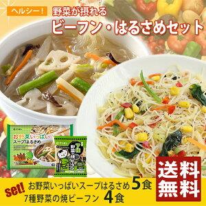 女性に嬉しい♪お野菜たっぷりでヘルシーなセットです!【送料無料】ヘルシー!野菜が摂れるビ...