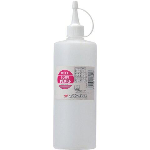 【大澤ワックス BOLL】 トンガリPEボトル [TP-500]