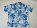 アロハシャツ(水色)