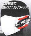 【花粉・ホコリ対策!!】 立体構造フィットマスク 活性炭入り♪ 10枚入パック×5袋(50枚)
