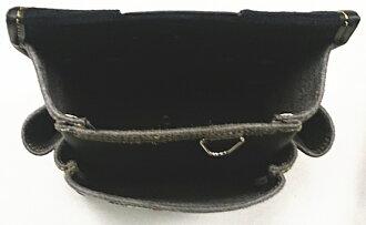 ネクサス【初回入荷分特価】電工用腰袋2段NX-822Bブラック